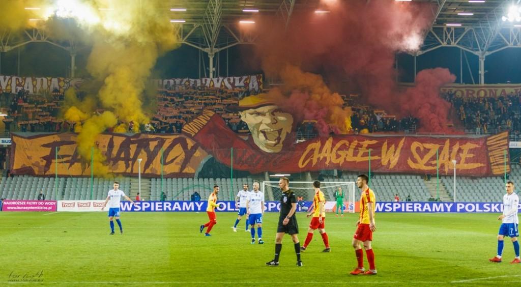 NA ŻYWO! 15. kolejka PKO Ekstraklasy: Lech Poznań - Korona Kielce
