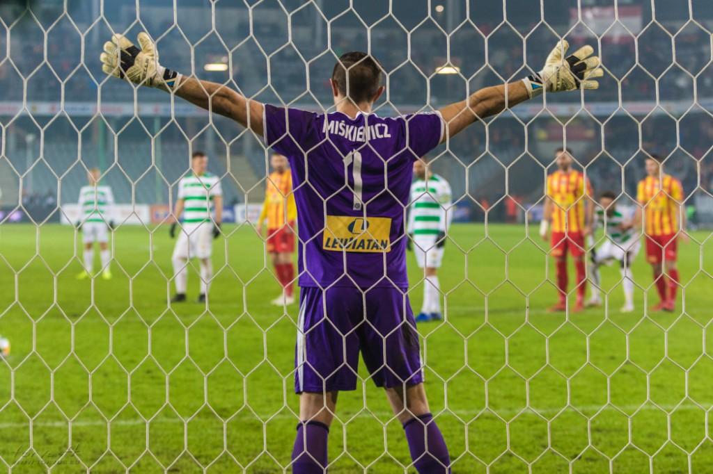 FOTO: Galeria zdjęć z meczu Korona - Lechia