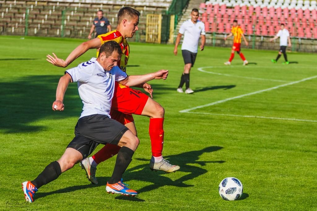 Rezerwy Korony przegrały w zaległym meczu IV ligi