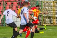Porażka rezerw Korony na zakończenie IV ligi. Kielczan pogrążył gol... z połowy boiska