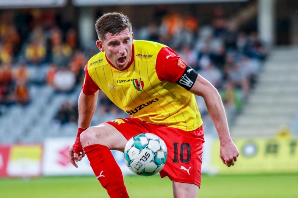 Jacek Kiełb przedłużył kontrakt z Koroną Kielce o kolejny rok