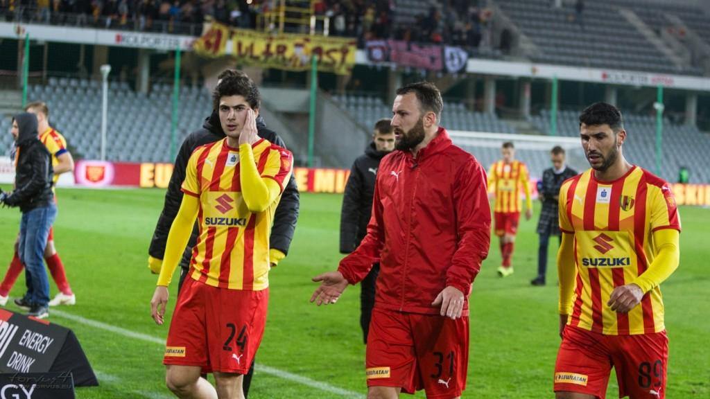 Kto był najlepszym piłkarzem Korony Kielce w meczu z Miedzią Legnica?