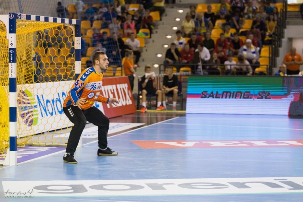 Domowy mecz ze Stalą Mielec pomiędzy pojedynkami z Białorusinami w Lidze Mistrzów