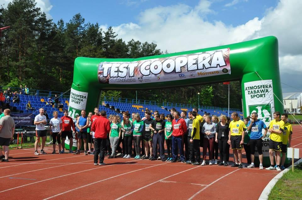 W niedzielę w Kielcach V Test Coopera