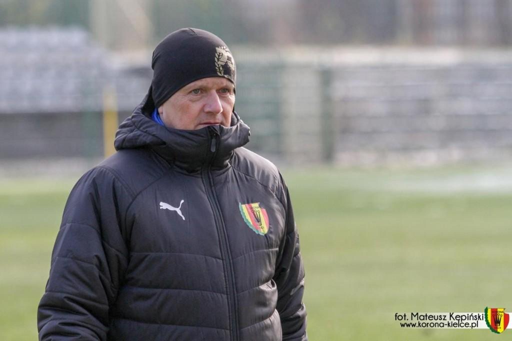 Gerard Juszczak odchodzi z Korony Kielce