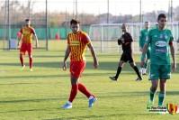 Skrót sparingu: Korona Kielce - Sepsi Sfantu Gheorghe (0:1)