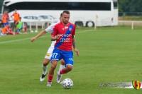 Fenomenalny gol z przewrotki i dwie asysty. Show Marcina Cebuli przeciwko Lechowi