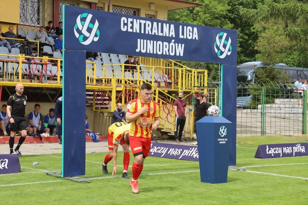 Korona U-18 przegrywa z obrońcą tytułu i spada z Centralnej Ligi Juniorów
