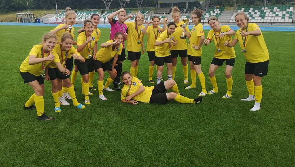 KSP Kielce ruszyło z rekrutacją. Zaprasza piłkarki niemal w każdym wieku
