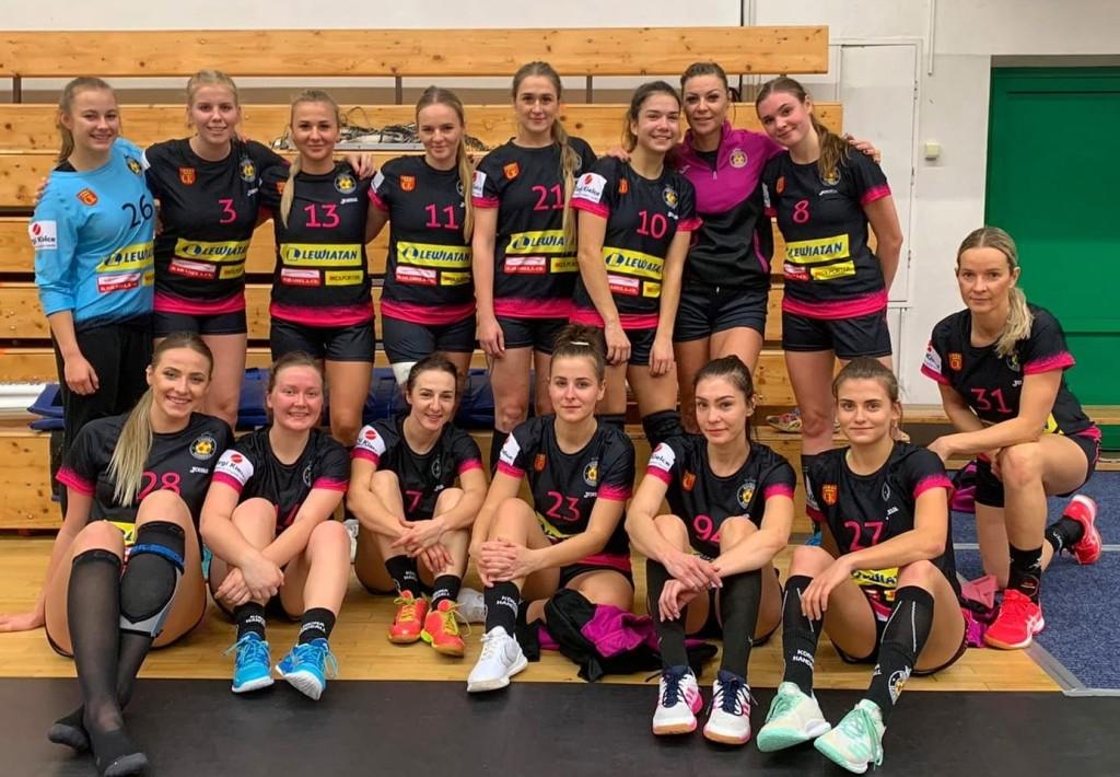 Kontrolowane zwycięstwo Korony Handball w Karczewie