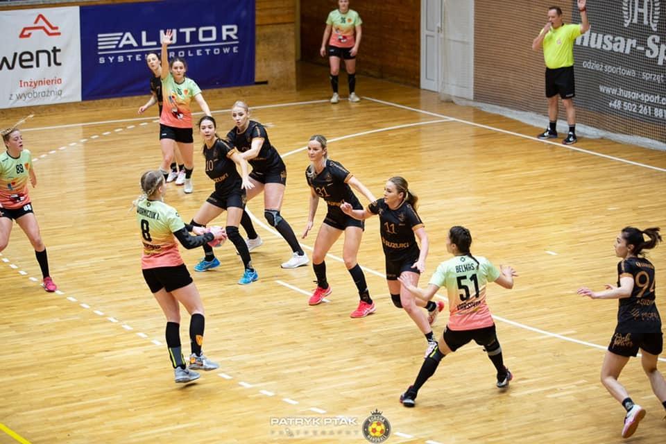 Suzuki Korona Handball pokonała bezpośredniego rywala w walce o awans