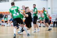 Zawodnicy Łomży Vive zagrali w sparingu AZS UJK Kielce. Jest pierwsze zimowe zwycięstwo