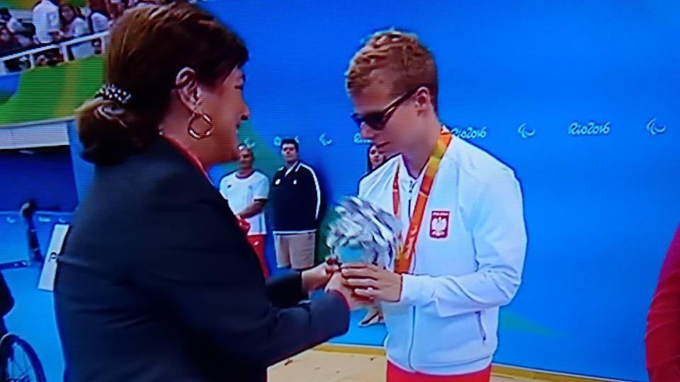 Mamy srebrny medal w Rio! Kielczanin, Wojciech Makowski osiągnął wielki sukces!