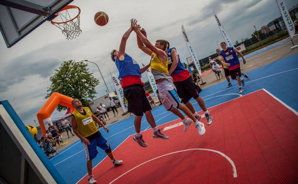 Koszykarze opanują Kielce! Startuje wielki turniej koszykówki ulicznej