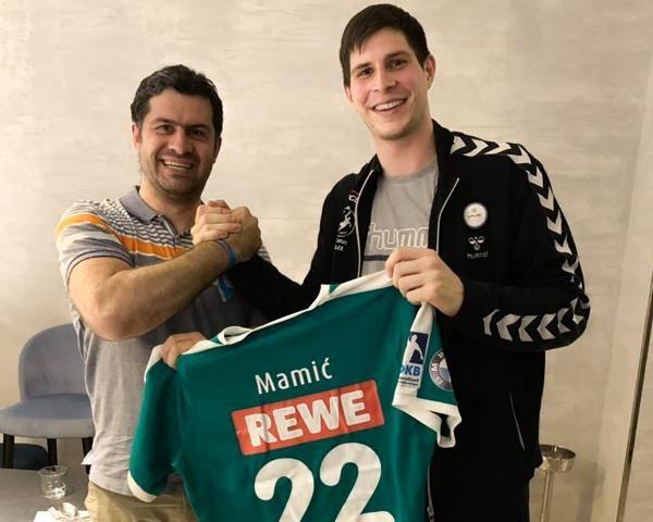 Oficjalnie! Marko Mamić w nowym klubie. Zagra w Bundeslidze