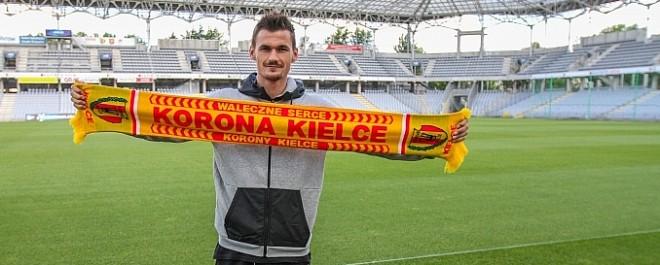 Dwa lata + opcja na rok. Kovacević podpisał kontrakt z Koroną
