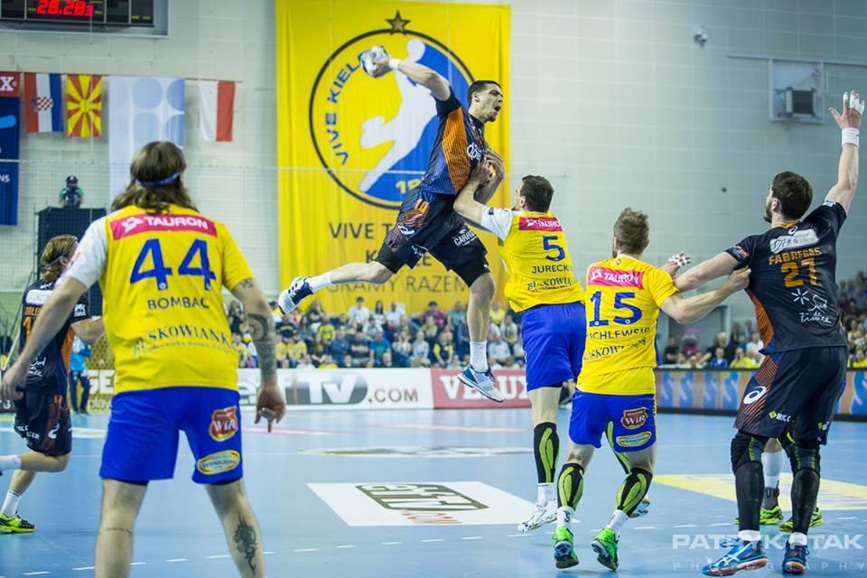 Vive Tauron Kielce odpada z Ligi Mistrzów. Montpellier lepszy także w rewanżu...