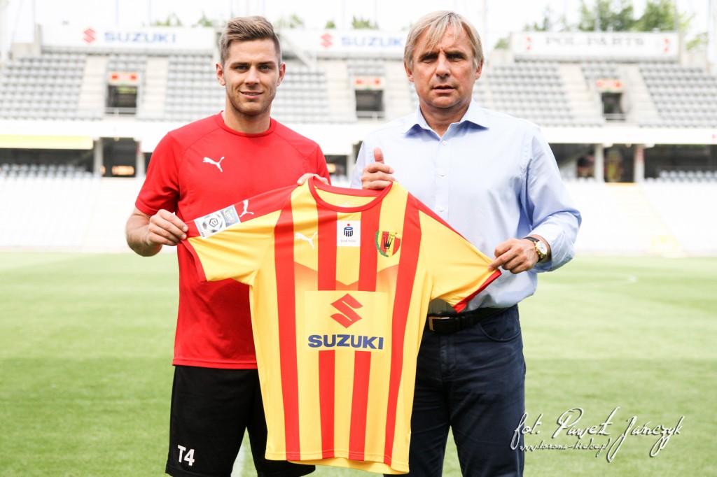 Kolejny transfer Korony! Klub pozyskał ofensywnego skrzydłowego ze Słowenii