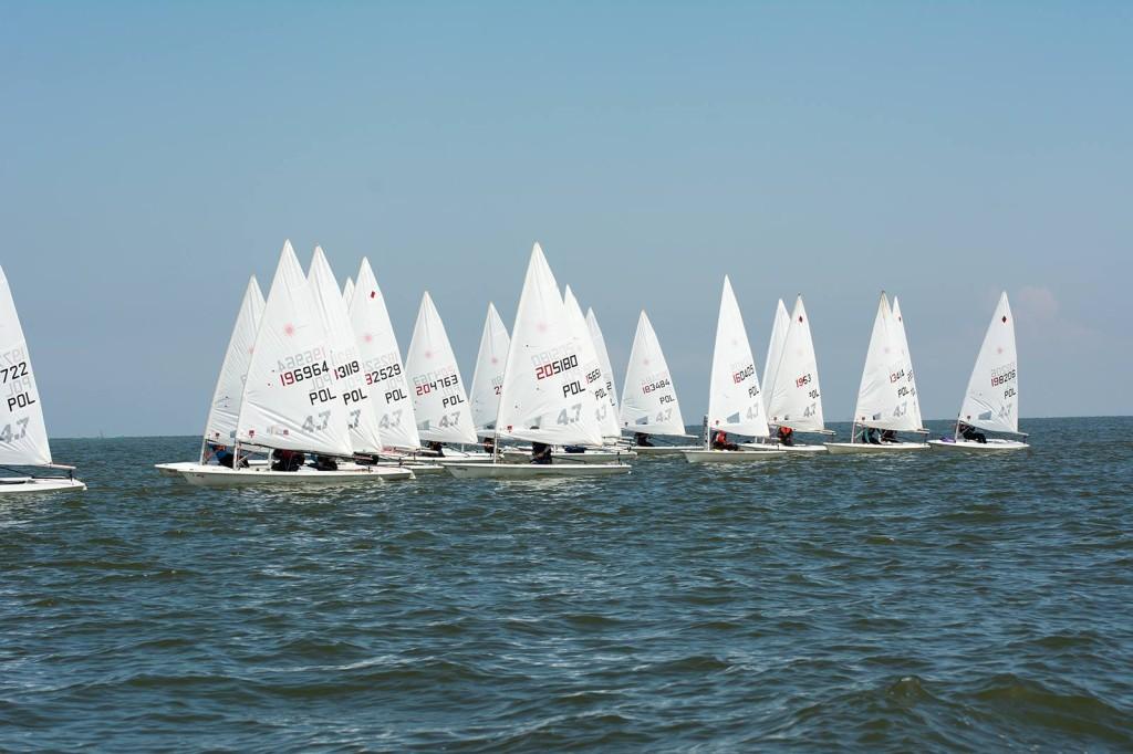 Kieleccy żeglarze zakończyli start w regatach LOTOS Nord Cup