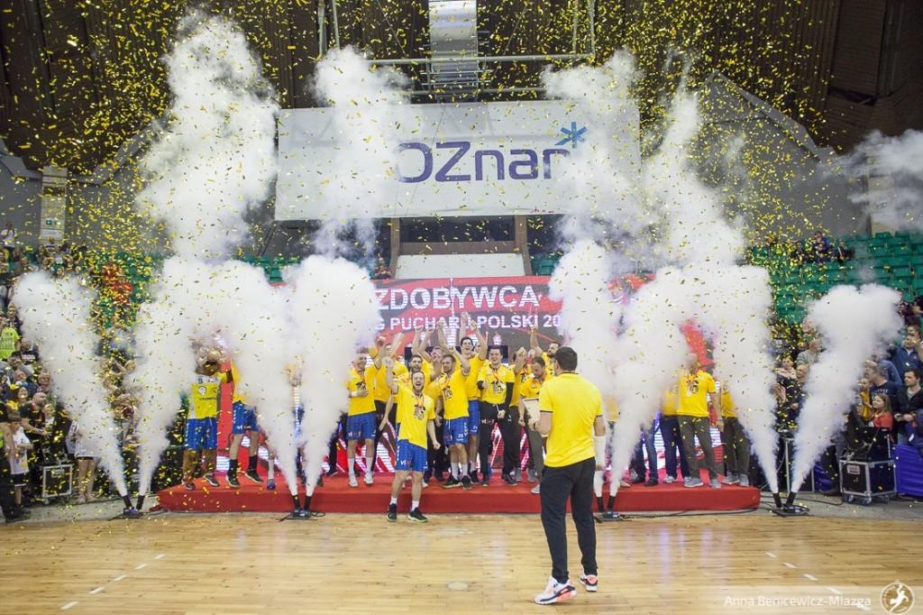 Puchar Polski piłkarzy ręcznych nie zostanie rozstrzygnięty