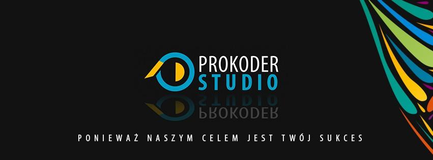 Bądź widoczny. Twórz swoją markę z Prokoder Studio