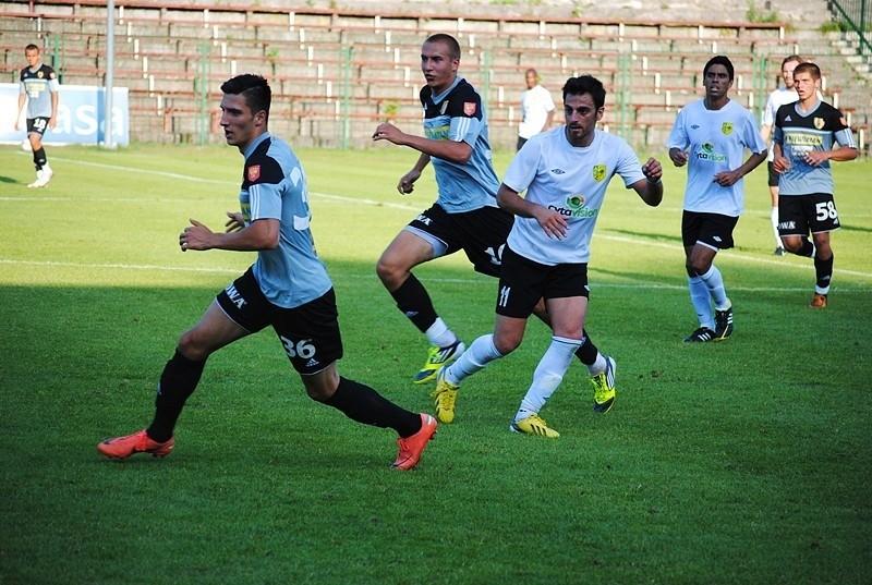 KoronaTV: Skrót meczu Korona II - Wierna Małogoszcz