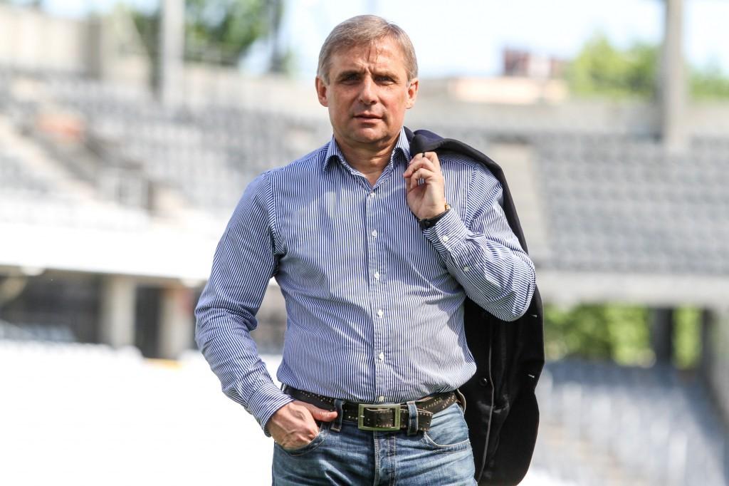 Krzysztof Zając złożył rezygnację z funkcji prezesa Korony Kielce