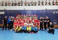 Paweł Tetelewski poprowadził kadrę juniorek do pierwszego turniejowego zwycięstwa