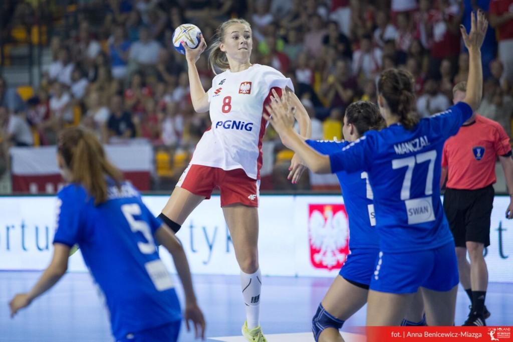 Polki z drugim zwycięstwem na MŚ! Biało-czerwone pokonały Słowację
