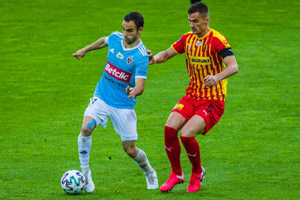 Siedmiu piłkarzy Korony podpisało aneksy! Wśród nich kapitan Adnan Kovacević