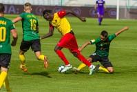 Emile Thiakane wypada ze składu Korony na mecz z Bruk-Bet Termalicą