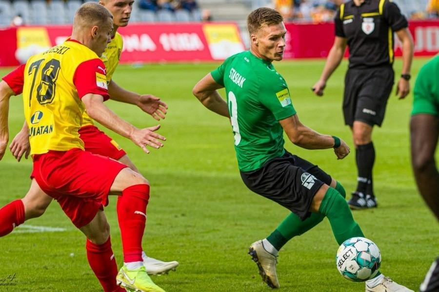 SONDA: Kto był najlepszym piłkarzem Korony Kielce w meczu z GKS-em Bełchatów?