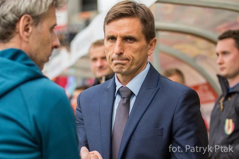 Chcemy pokrzyżować plany trenerowi Wdowczykowi. Pamiętam ostatni mecz z Wisłą... Ten doping...