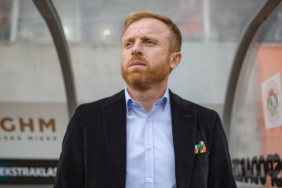 Szok w Lubinie! Trener Zagłębia zwolniony przed meczem z Koroną!