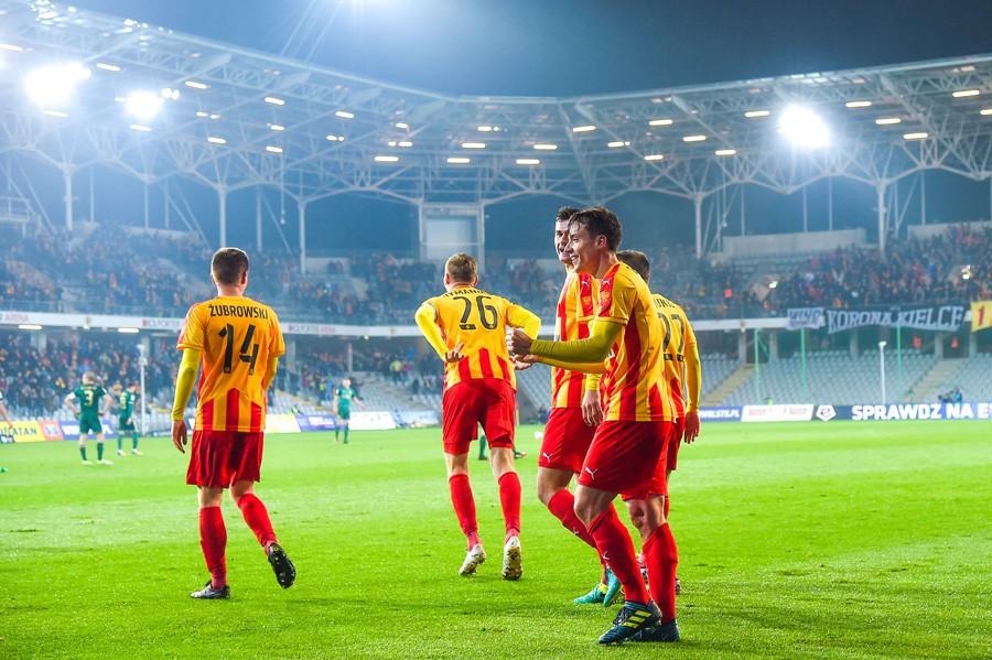 Korona Kielce - Arka Gdynia. Gdzie obejrzeć mecz w TV?