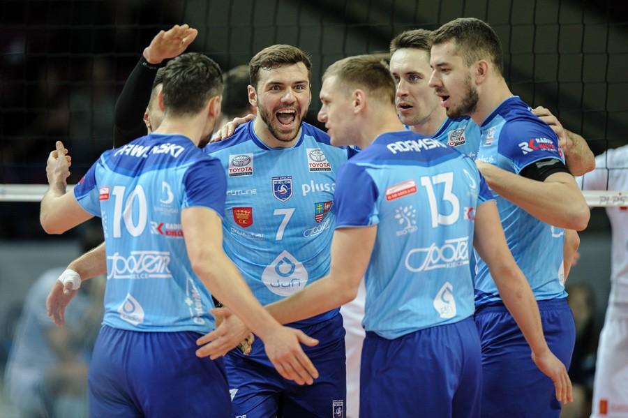 Świetny mecz Dafi Społem w Warszawie