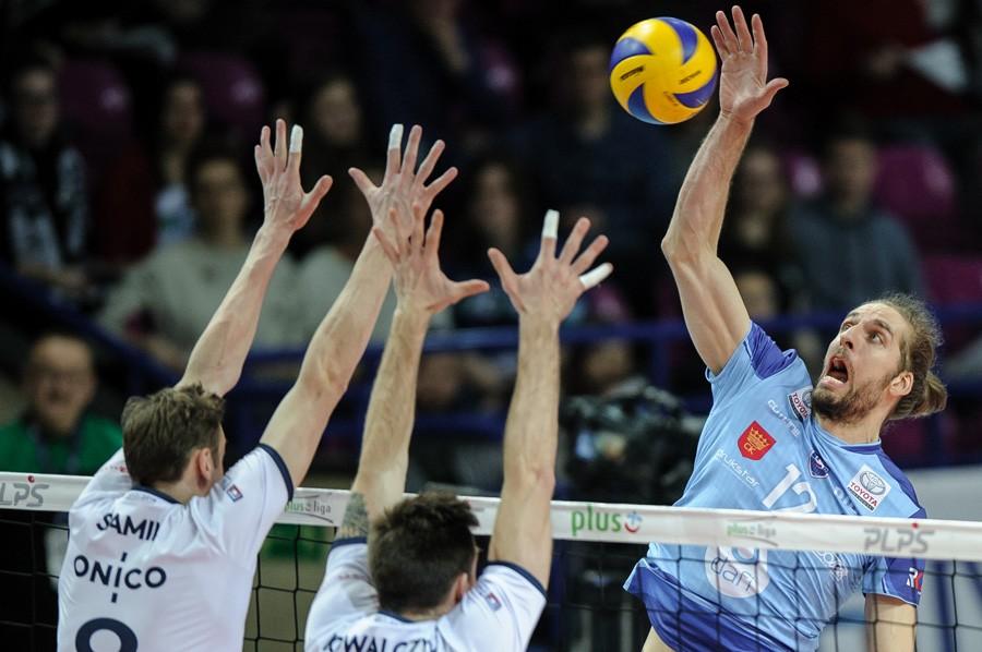 Kolejna porażka Dafi Społem Kielce... Znów 0:3