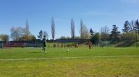 Liga makroregionalna: Derby Kielc dla Orląt. Skromne zwycięstwo nad Koroną Kielce