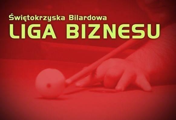 Startuje Świętokrzyska Bilardowa Liga Biznesu!