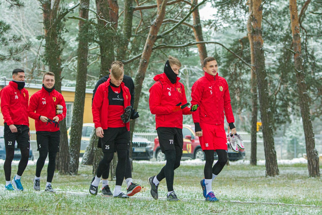 FOTO: Korona Kielce wznowiła treningi
