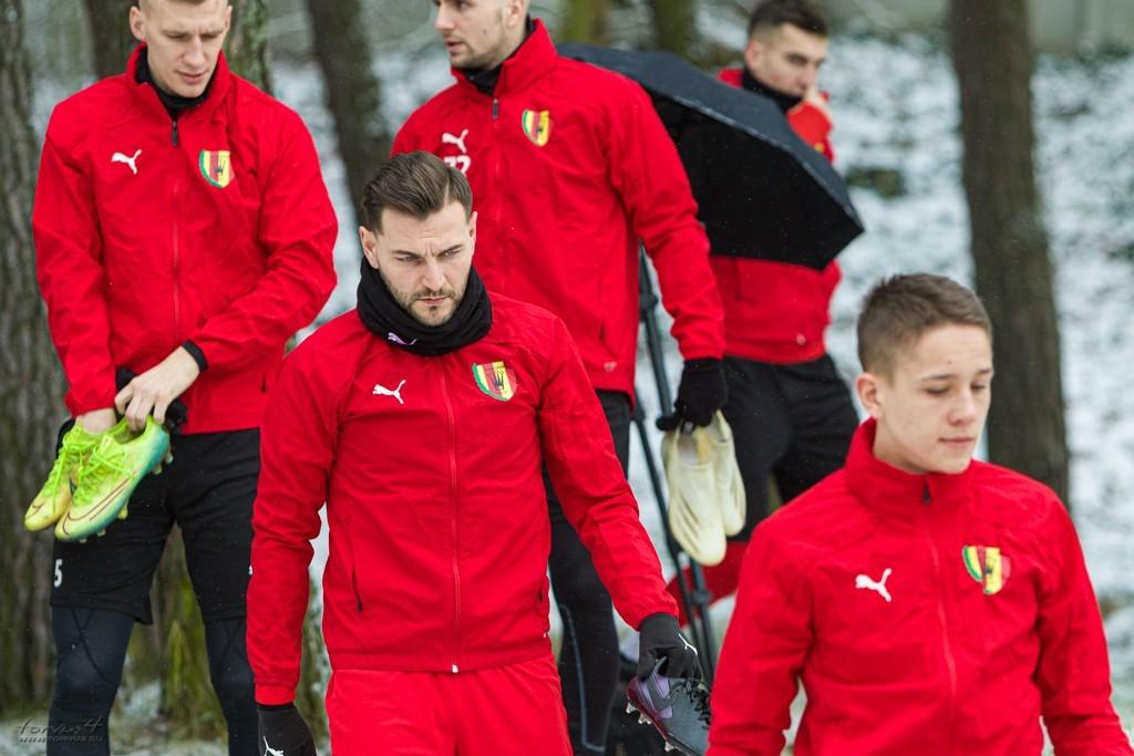 Mateusz Cetnarski nie jest już piłkarzem Korony Kielce
