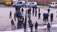 Kibice Chrobrego przyjechali do Kielc na mecz z Koroną. Wyjechali z mandatami