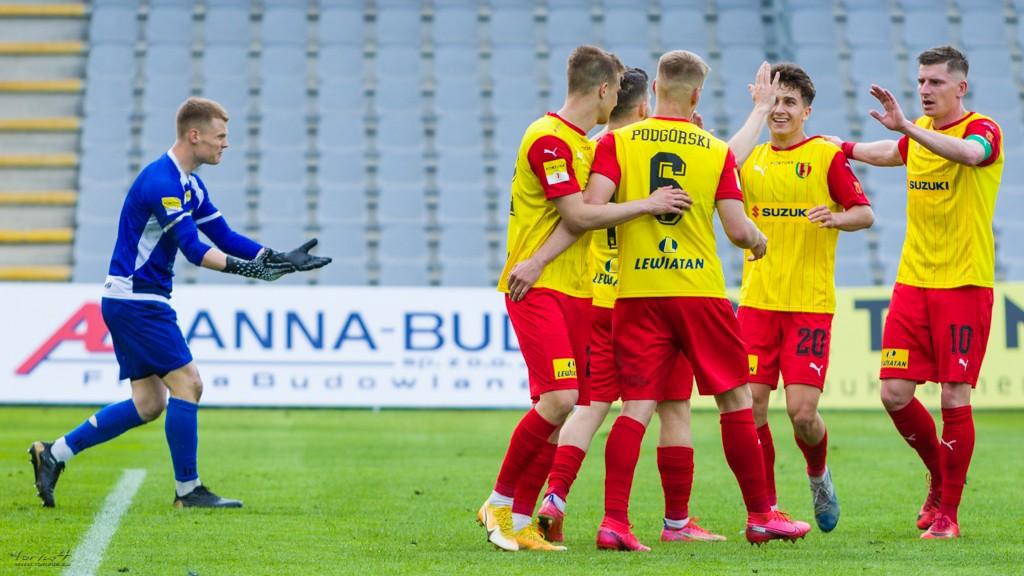 Korona Kielce zapewniła sobie utrzymanie w Fortuna 1. Lidze