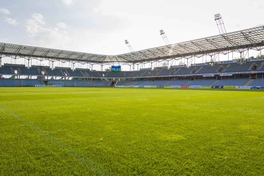 Suzuki Arena będzie żółto-czerwona? Projekt zgłoszony do Budżetu Obywatelskiego!