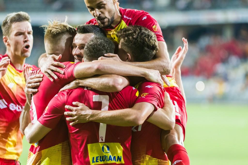 FOTO: Zdjęcia z meczu Korona Kielce - Skra Częstochowa