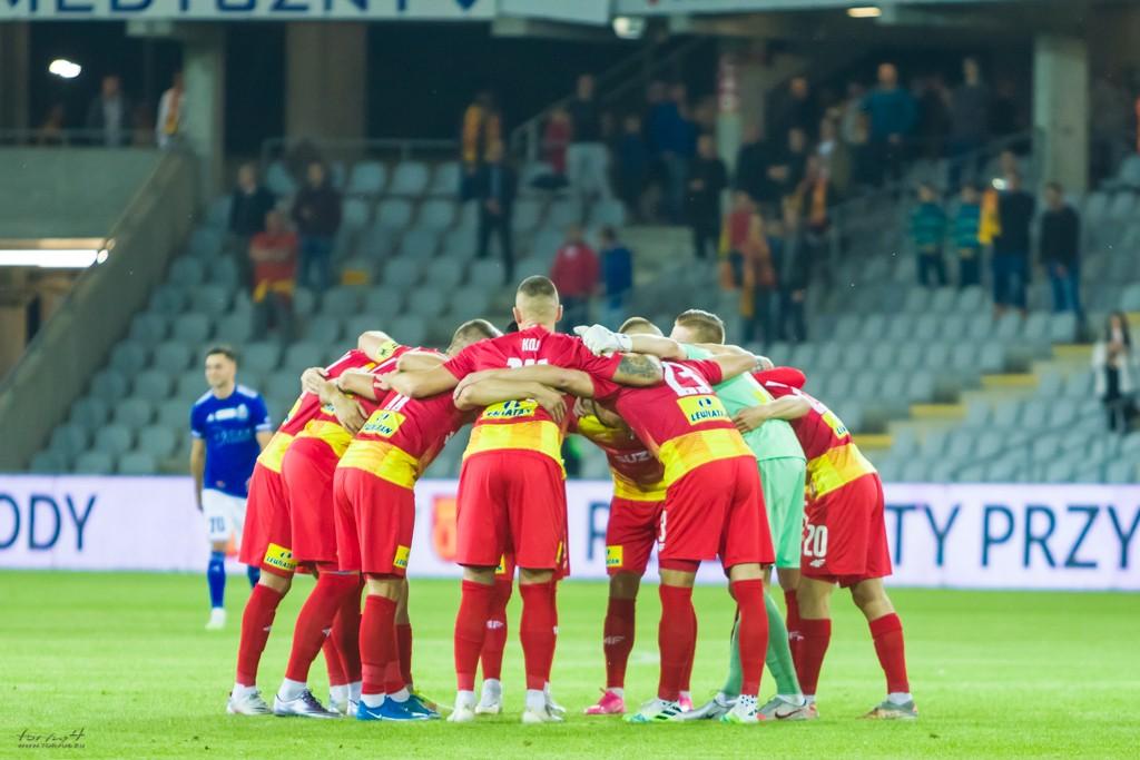 Zobacz zdjęcia z meczu Korona Kielce - Miedź Legnica