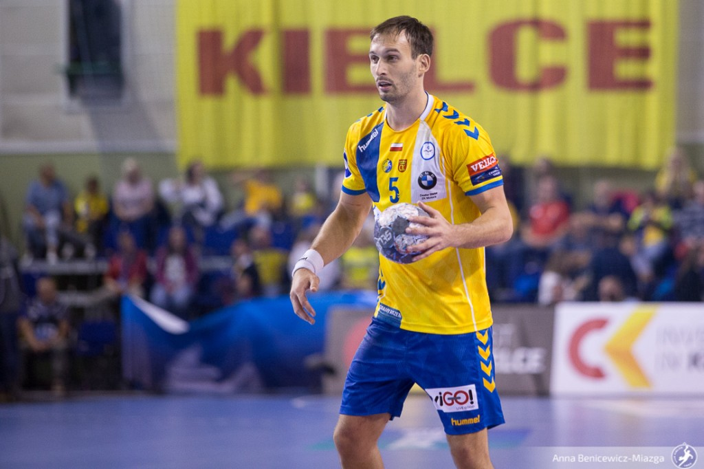 Igor Karacić wrócił po kontuzji. I zagrał w reprezentacji przeciwko... swojemu bratu