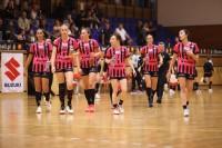 Szczypiornistki Suzuki Korony Handball postawiły się mistrzyniom, ale niespodzianki nie było