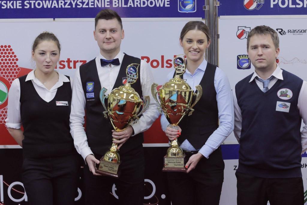 Absolutna dominacja Kielc w Kielcach. Trwają Mistrzostwa Polski w Bilard