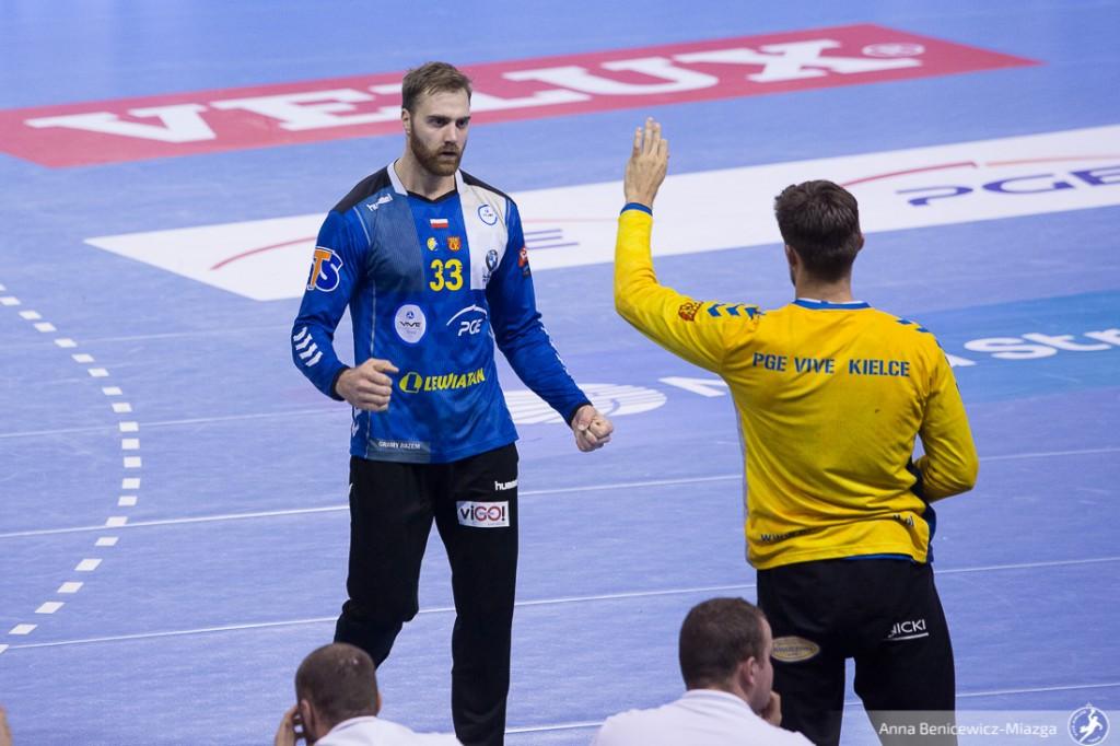 Andreas Wolff najlepszym bramkarzem fazy grupowej Ligi Mistrzów